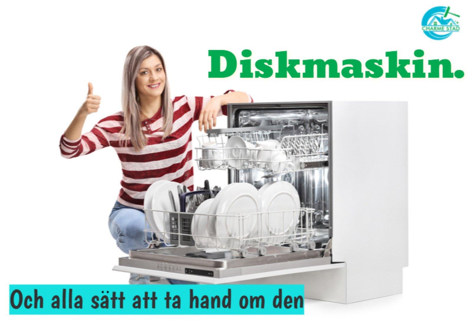 Vill du att din diskmaskin ska fungera perfekt även efter 10 år av användning?