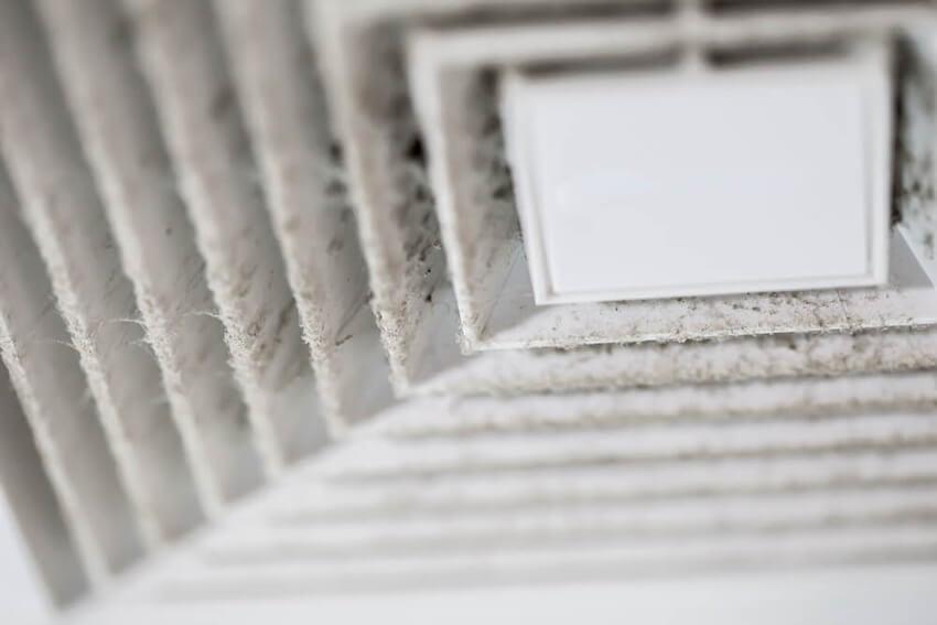 Upptäck mögel i ventilationen