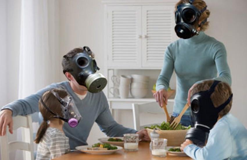 Hur blir man av med otrevlig lukt i hemmet?