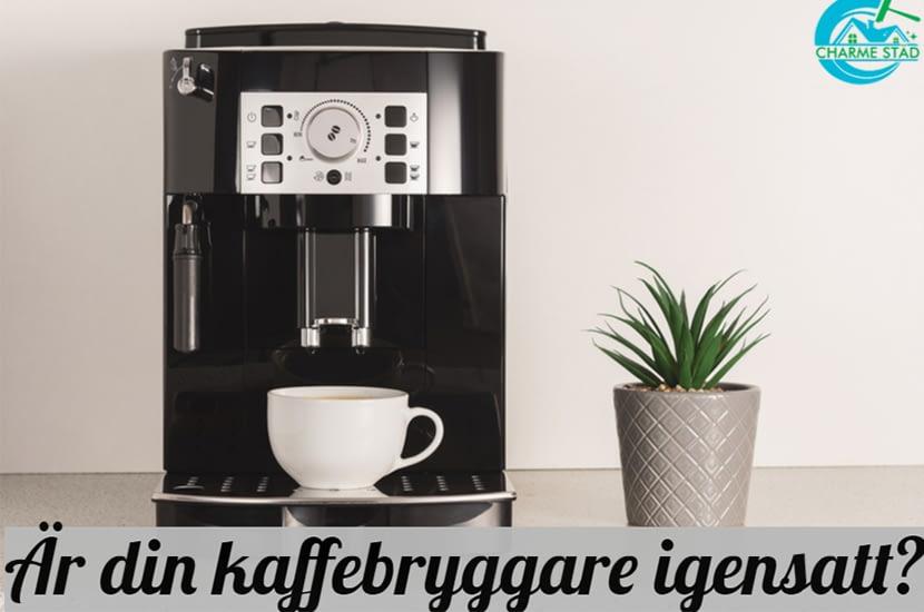 Är din kaffebryggare igensatt?