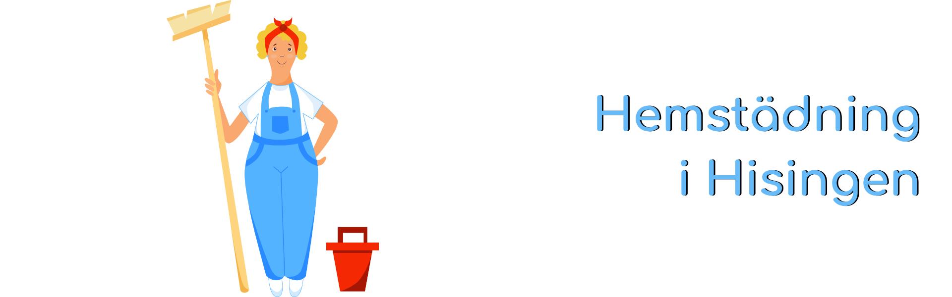 Hemstädning Hisingen